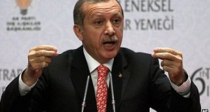Turkish PM Erdogan threatens to sue Times over open letter