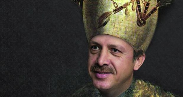 Islamists yes but Muslim Turks did not and do not deserve a Sultan&Caliph wanna-be Erdogan