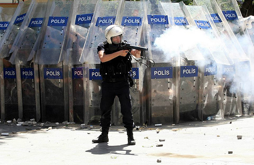 New Law in Turkey Criminalizes Protests Before They Happen