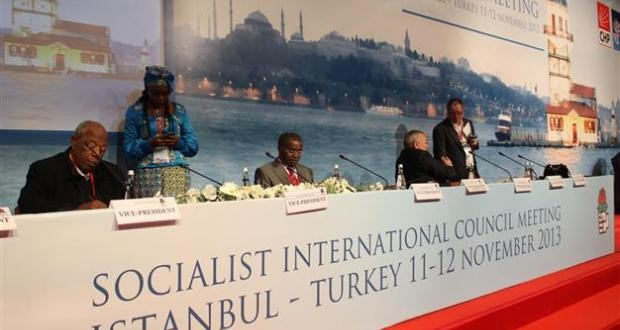 Socialist International passes declaration on Gezi Park