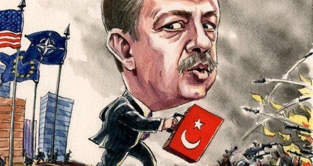 Turkey's Wrong Turn
