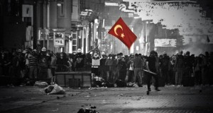Turkey At The Barricades