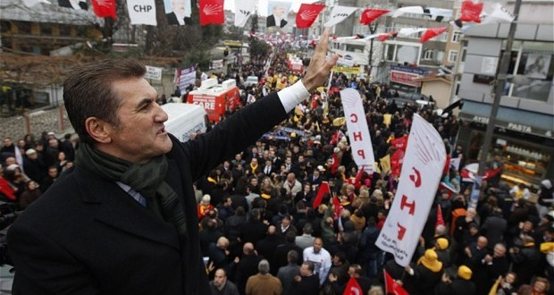 Turkey elections: On the campaign trail with the man hoping to deliver Erdogan a body blow