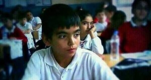 Berkin Elvan, a 15-year old victim of police violence dies today after 270 days of coma